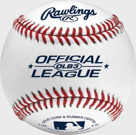 Official League Recreational Baseballs