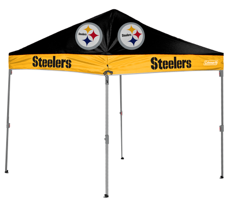 NFL Pittsburgh Steelers 10x10 Shelter