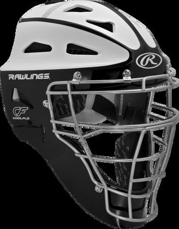Velo Adult Softball Catchers Helmet