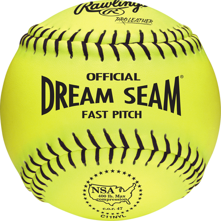 "NSA Official 11"" Softballs"