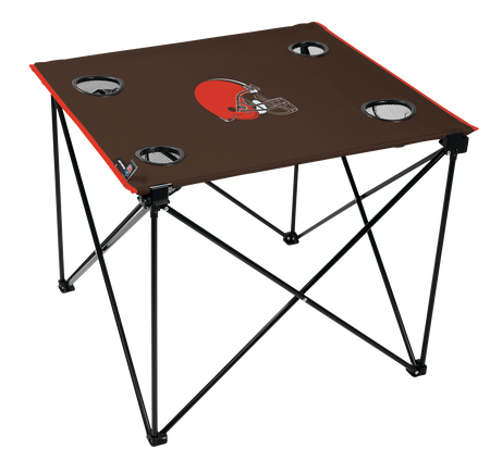 NFL Cleveland Browns Deluxe Tailgate Table