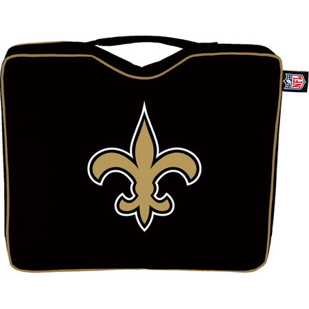 NFL New Orleans Saints Bleacher Cushion