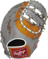 Heart of the Hide Anthony Rizzo 1st Base Mitt image number null
