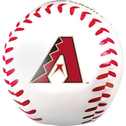 MLB Arizona Diamondbacks Big Boy 8 in Softee Baseball