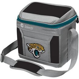 NFL Jacksonville Jaguars 9 Can Cooler