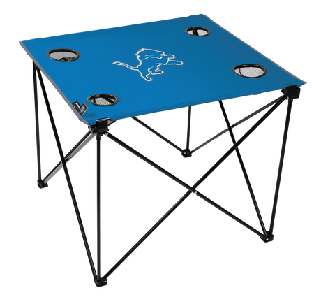 NFL Detroit Lions Deluxe Tailgate Table