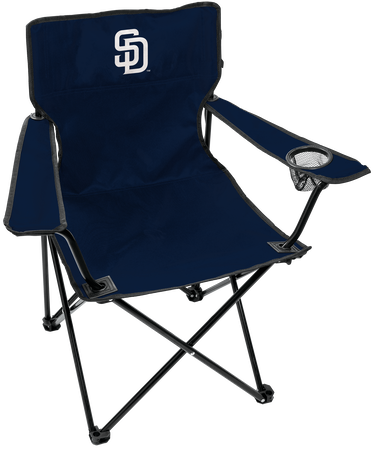 MLB San Diego Padres Gameday Elite Quad Chair
