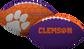 NCAA Clemson Tigers Gridiron Football