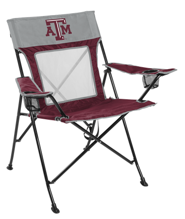 NCAA Texas A&M Aggies Game Changer chair with the team logo