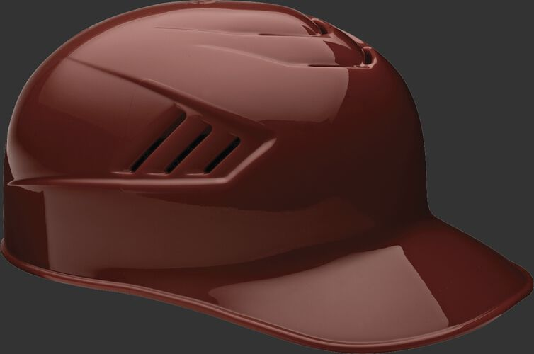 A cardinal CFPBH Coolflo adult base coach helmet with Coolflo vents