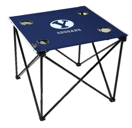 NCAA BYU Cougars Deluxe Tailgate Table