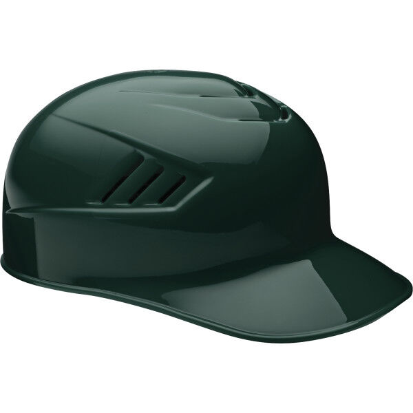 Coolflo Adult Base Coach Helmet Dark Green