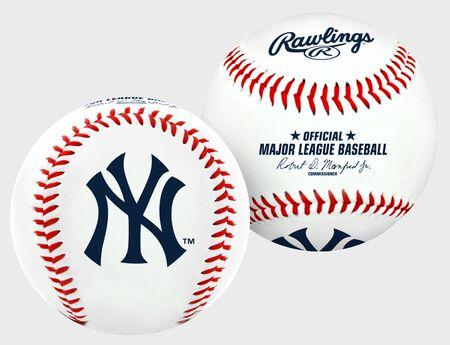 MLB Team Logo Baseball | All 30 Teams