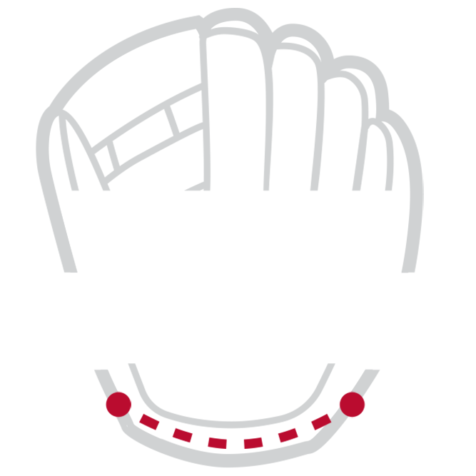 Glove Fit Youth Pro Taper