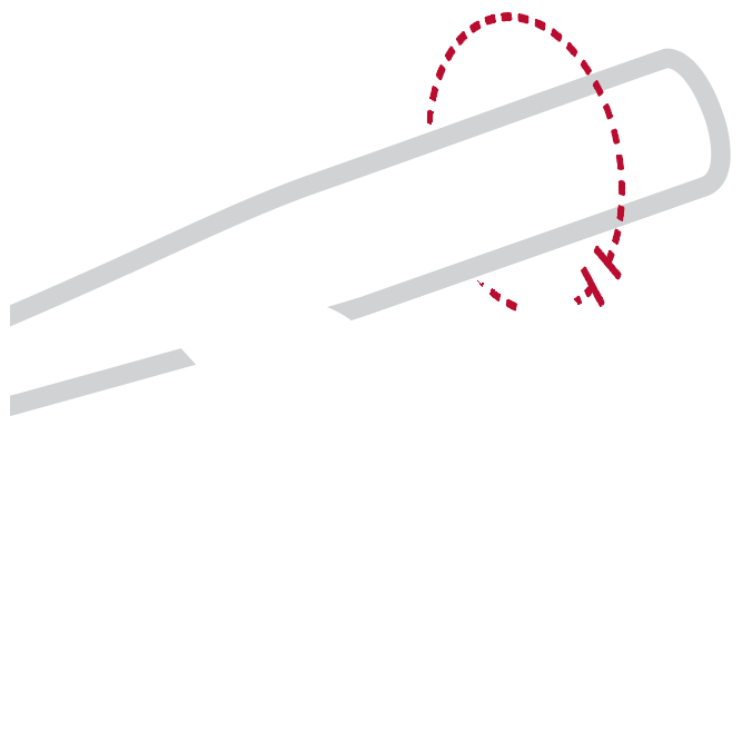 Bat Wood Barrel 2 1/2