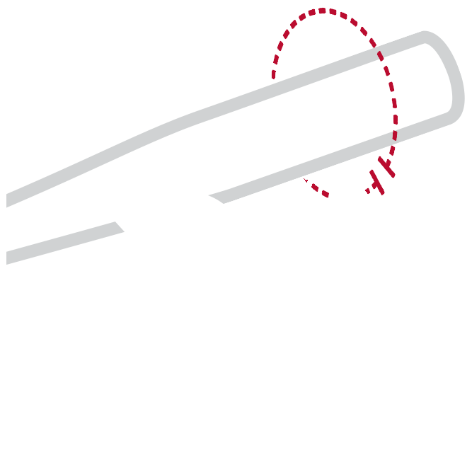 Bat Wood Barrel 2 3/8