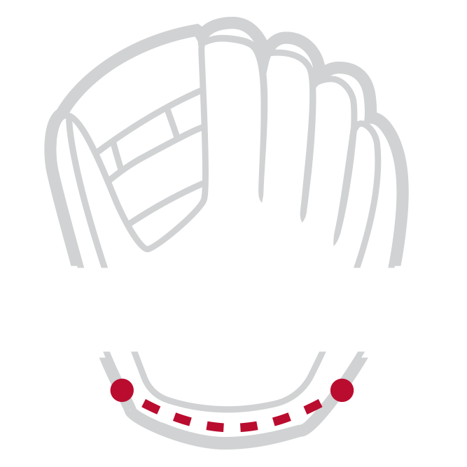 Glove Fit Narrow