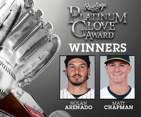 Platinum Glove Winners