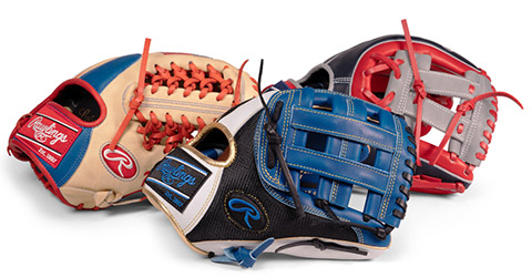Custom Gloves for Baseball and Softball :: Rawlings com