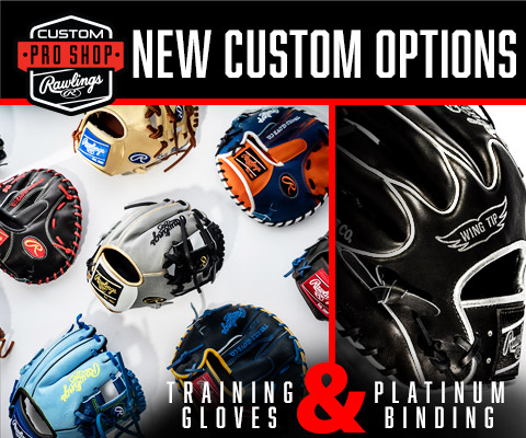 New Custom Glove Options