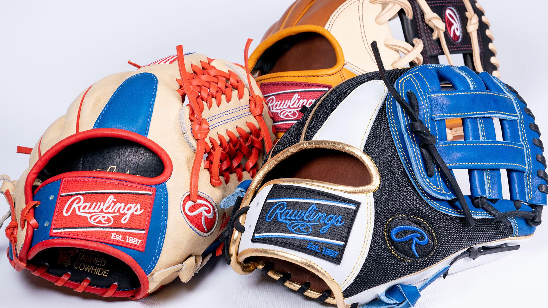 Custom Gloves for Baseball and Softball :: Rawlings com