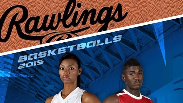 Rawlings Basketball Catalog