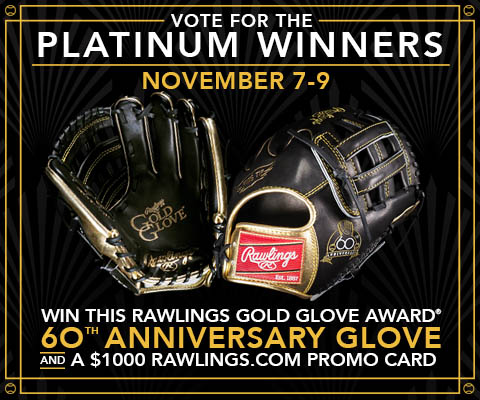 Platinum Glove Sweepstakes