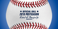 MLB Post Season Balls